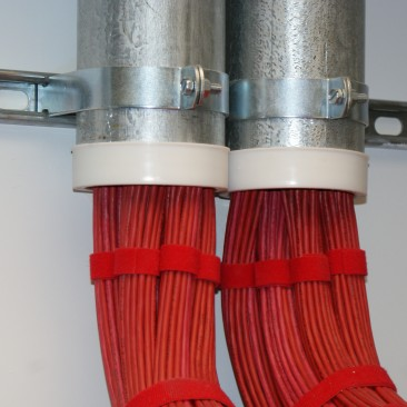CAT6 cable installation