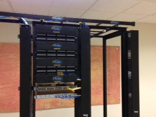 TelNet Data Rack
